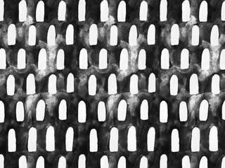 Studio Rafaële Rohn - Motif Bâtons:  de style  par Studio Rafaële Rohn