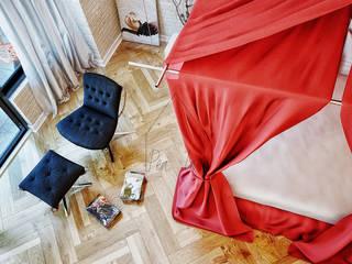 Penintdesign İç Mimarlık  – Loft Bedroom:  tarz