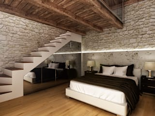 Habitaciones de estilo  por redesign lab