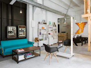 Pracownia Projektowa Poco Design Oficinas y tiendas de estilo industrial