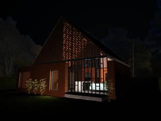 Casa en El Castagnino de AHA! Arquitectura