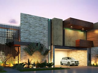 Esquiliano Arqs Modern houses