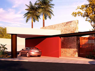 Houses by Esquiliano Arqs, Modern