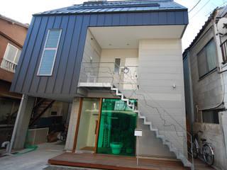 巣鴨の住宅 モダンな 家 の 一級建築士事務所有限会社石原建設 モダン