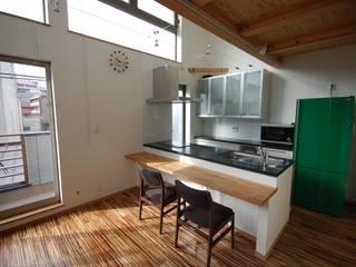 巣鴨の住宅 モダンな キッチン の 一級建築士事務所有限会社石原建設 モダン