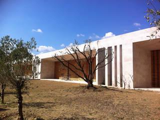 Maison ligne Hamerman Rouby Architectes Maisons méditerranéennes