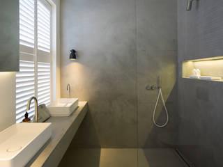 BIDDULPH MANSIONS, MAIDA VALE Bagno moderno di Ardesia Design Moderno