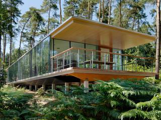 Clínicas de estilo minimalista de artau architectures Minimalista