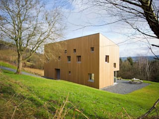 Casas de estilo minimalista de artau architectures Minimalista