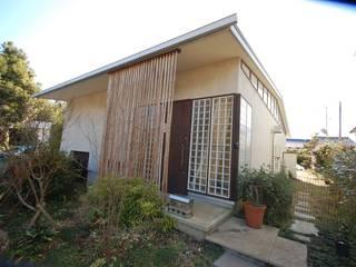 田舎暮らしのための家 モダンな 家 の 一級建築士事務所有限会社石原建設 モダン