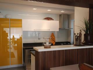 Ana Carolina Cardoso Arquitetura e Design Dapur Modern