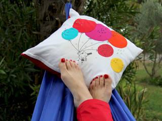 Coussins / Cushions par Joanna Wiejak Éclectique