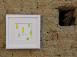 """""""Il se sentit très jaune"""":  de style  par Joanna Wiejak"""