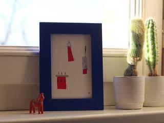 """""""3 rouges"""":  de style  par Joanna Wiejak"""