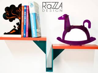 Repisa Golondrina:  de estilo  por Razza Design