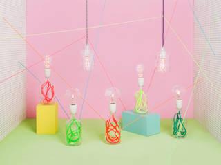 Lámparas Maná Maná de Las Coleccionistas Moderno