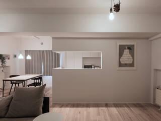 一色玲児 建築設計事務所 / ISSHIKI REIJI ARCHITECTS의  주방
