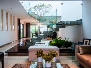 Wohnzimmer von aaestudio, Modern
