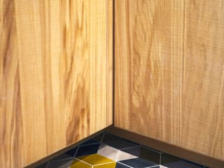 من Espaces à Rêver صناعي خشب Wood effect