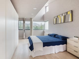 aandd architecture and design lab. Modern style bedroom