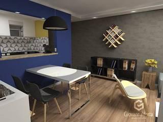 Comedores de estilo moderno de Estúdio G | Arquitetura Moderno