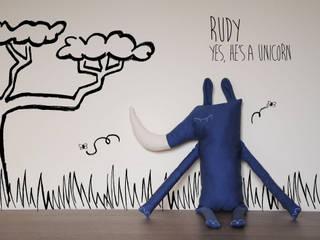 Rudy, si! Lui è un unicorno! - Rudy, Yes! He's a unicorn!:  in stile  di Ta Petite