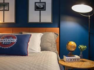 Modern Bedroom by Duplex Interiores Modern