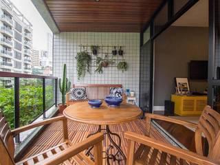 Terrasse de style  par Duplex Interiores
