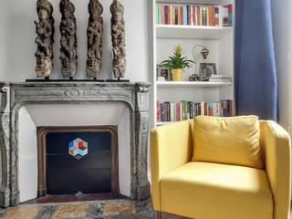 Dormitorios de estilo  de ATELIER FB, Moderno