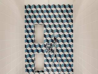 Baños de estilo  de ATELIER FB, Moderno
