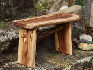Petit banc deviendra grand... par O Création Bois Rustique