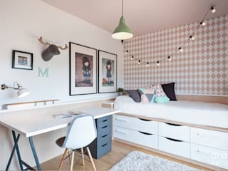 skandinavische Kinderzimmer von Dröm Living