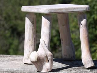 Tabourets par O Création Bois Scandinave