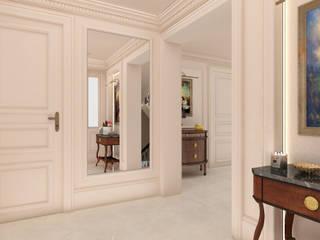Kerim Çarmıklı İç Mimarlık Pasillos, vestíbulos y escaleras clásicas