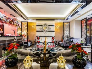 """Бар в отеле """"Majestic"""" Бары и клубы в эклектичном стиле от Belimov-Gushchin Andrey Эклектичный"""