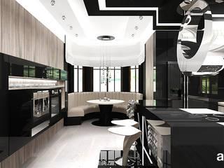 ARTDESIGN architektura wnętrz Cocinas de estilo ecléctico