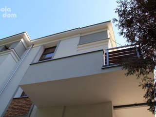Häuser von HOLADOM Ewa Korolczuk Studio Architektury i Wnętrz