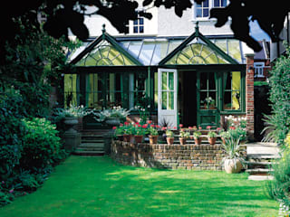 Traditional Conservatory Rustic style conservatory by Westbury Garden Rooms Rustic