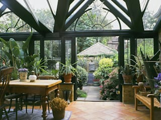 Wooden Conservatory : classic Conservatory by Westbury Garden Rooms