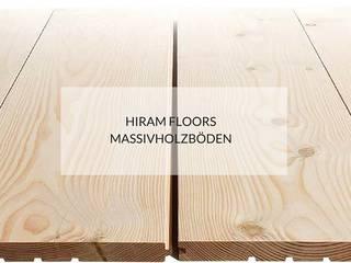 Massivholzböden von Hiram Floors:   von Hiram Floors