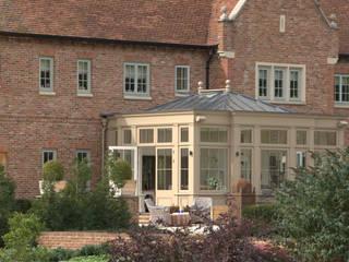 Spacious luxury orangery :  Conservatory by Westbury Garden Rooms