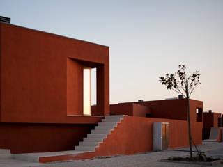 O House - Bom Sucesso, Design Resort, Leisure & Golf, Óbidos Casas mediterrânicas por Atelier dos Remédios Mediterrânico