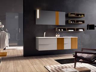 Arredo bagno. Ordine e design per un ambiente di vero comfort: Bagno in stile in stile Moderno di Ceramiche Addeo