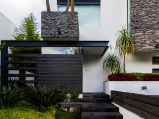 Ingreso: Casas de estilo  por aaestudio
