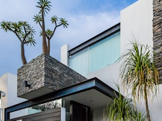 Дома в стиле модерн от aaestudio Модерн