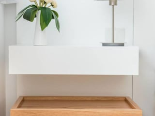 Trua arqruitectura Dormitorios de estilo minimalista