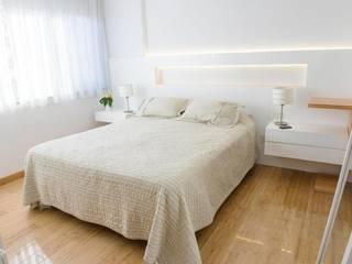 Bedroom by Trua arqruitectura, Minimalist