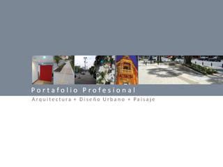 Diseño Urbano y Paisajismo: Espacios comerciales de estilo  por MMAUP | STUDIO,