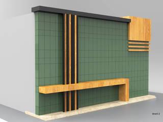ENPA Fabrika İdari Bina ADE - Ali Salkım Mimarlık Modern