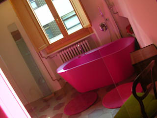 ห้องโถงทางเดินและบันไดสมัยใหม่ โดย Di Origine Progettuale DOParchitetti โมเดิร์น